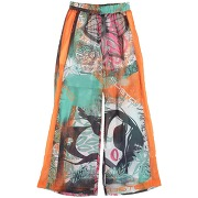 Pantalon custo barcelona fille. orange. 10...