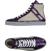 Sneakers hogan rebel femme. violet. 35...