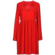 Robe courte chloÉ femme. rouge. 36 livraison...