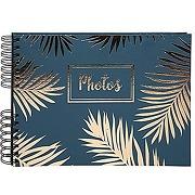 Exacompta 16207e album spirale 50 pages noires...