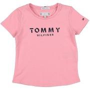 T-shirt tommy hilfiger fille. rose. 9 livraison...
