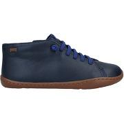 Sneakers & tennis montantes camper garçon. bleu...