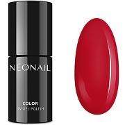 Neonail vernis semi permanent sexy red