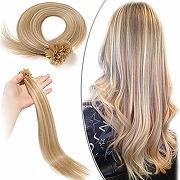 Extension cheveux naturel keratine - rajout...