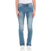 Pantalon en jean liu •jo man homme. bleu. 28...