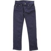 Pantalon en jean dondup fille. bleu. 4...