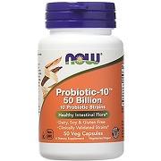 Now probiotique-10 50 milliards 10 souches...