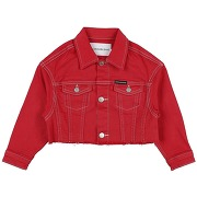 Manteau en jean calvin klein jeans fille....