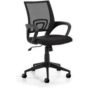 Rail - fauteuil de bureau design réglable à...