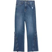 Pantalon en jean 7 for all mankind femme. bleu....