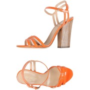 Sandales sergio rossi femme. orange. 36...