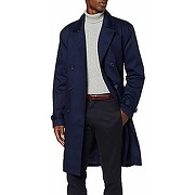 Marque amazon - find. trench coat - manteau -...
