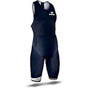 Combinaison triathlon bv sport 3x100 bleu l