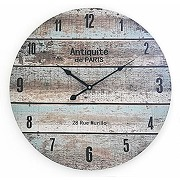 Rebecca mobili horloge au mur, horloge...