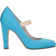 Escarpins twinset femme. turquoise. 39...