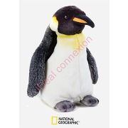 Peluche pingouin national geographic