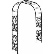 Louis moulin tuteurs tube carré végétal arche...