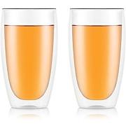 Bodum (4560-10) lot de 2 verres à double paroi,...