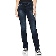 G-star raw noxer straight jeans, worn in eve...