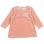 Sweat-shirt guess fille. rose poudré. 3...