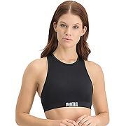 Puma swimwear racerback bikini, noir, l femme