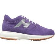Sneakers hogan femme. violet. 35.5 livraison...