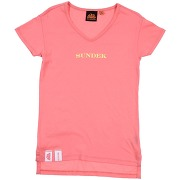 T-shirt sundek fille. corail. 6 livraison...