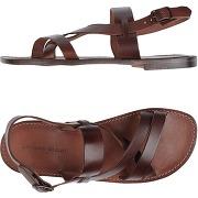Sandales l'artigiano del cuoio homme. marron....