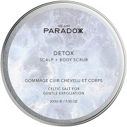 We are paradoxx detox collection dextox gommage...