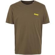 Peace t-shirt palette colorful goods homme....