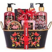 Brubaker cosmetics - coffret de bain & douche -...