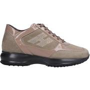 Sneakers & tennis basses hogan femme. kaki....