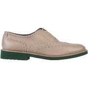 Chaussures à lacets pollini homme. beige. 43...