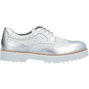 Chaussures à lacets hogan femme. argent. 35...