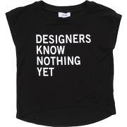 T-shirt dkny fille. noir. 8 livraison standard...