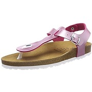 Lico bioline look, chaussons bas fille, rose...