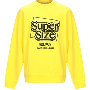 Sweat-shirt calvin klein jeans homme. jaune. s...