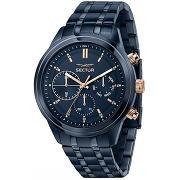 Montre homme r3253540005 bracelet acier bleu -...