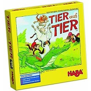 Haba - 4478 - pyramide d'animaux import allemagne