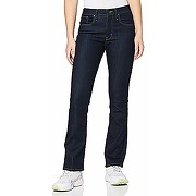 Levi's 725 high rise bootcut jeans, to the...