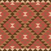 Tableau the fourth patchwork ethnicia 50 x 50