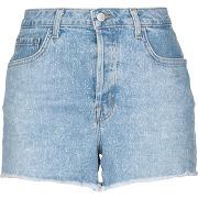 Short en jean j brand femme. bleu. 28 livraison...