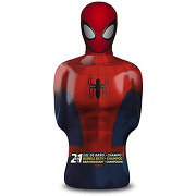 Marvel spiderman bain moussant shampooing...