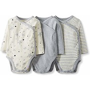 Moon and back by hanna andersson lot de 3...
