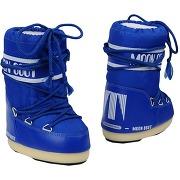 Moon boot nylon bottes moon boot garçon. bleu....
