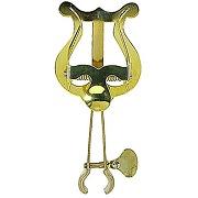 Gewa 730575 pupitre-lyre de marche pour trompette