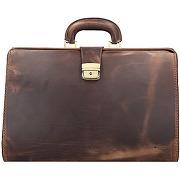 Greenburry vintage sac de médecin cuir 41 cm...