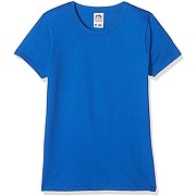 Fruit of the loom valueweight - t-shirt fille,...