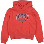 Sweat-shirt tommy hilfiger fille. orange. 3...