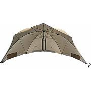 Homecall parasol de plage en polyester, avec...